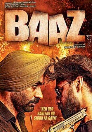 Baaz 2020 HDRip 400MB Hindi Dubbed 480p Watch Online Free Download bolly4u