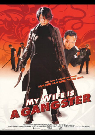 My Wife Is A Gangster 2001 BRRip 800Mb Hindi Dual Audio 720p Watch Online Full Movie Download bolly4u