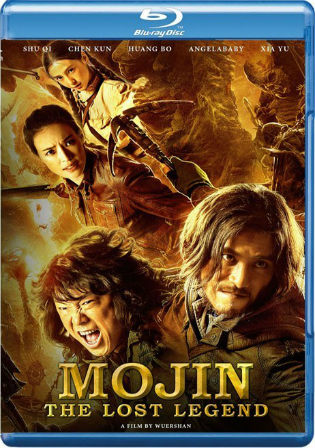 Mojin The Lost Legend 2015 BRRip 1GB Hindi Dual Audio ORG 720p Watch Online Full Movie Download bolly4u