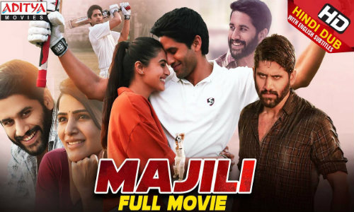 Majili 2020 HDRip 400MB Hindi Dubbed 480p Watch Online Full Movie Download bolly4u