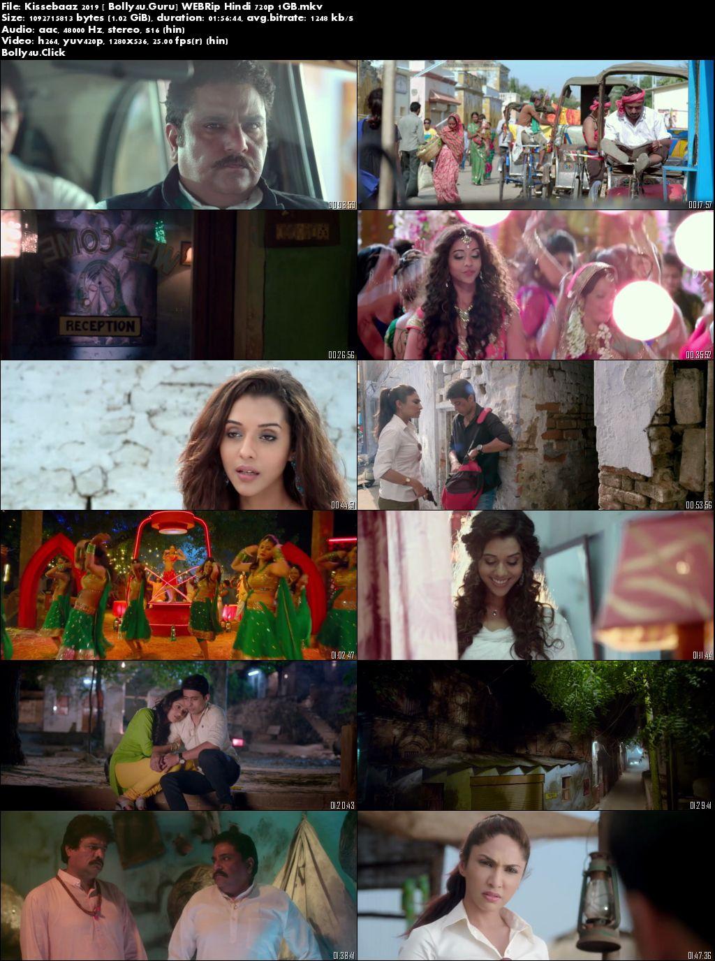 Kissebaaz 2019 WEBRip 300MB Full Hindi Movie Download 480p