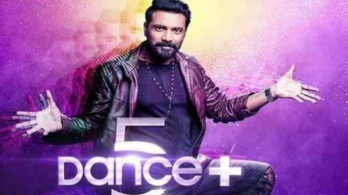 Dance Plus 5 HDTV 480p 250MB 15 February 2020 Watch Online Free Download bolly4u