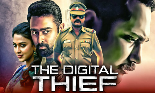 The Digital Thief 2020 HDRip 300MB Hindi Dubbed 480p Watch Online Full Movie Download bolly4u