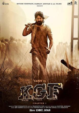 K.G.F Chapter 1 2018 WEB-DL 1.1GB Hindi ORG 720p Watch Online Full Movie Download bolly4u