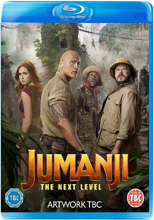 Jumanji The Next Level 2019 BluRay 950MB Hindi Dual Audio 720p Watch Online Full Movie Download bolly4u
