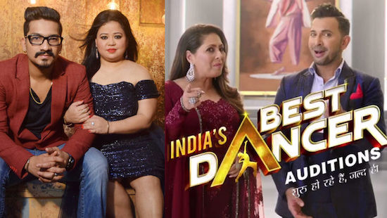 Indias Best Dancer HDTV 480p 300MB 07 March 2020 Watch Online Free Download bolly4u
