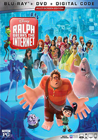 Ralph Breaks The Internet 2018 BluRay 900Mb Hindi Dual Audio ORG 720p Watch Online Full Movie Download bolly4u