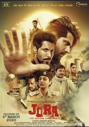 Jora The Second Chapter 2020 Pre DVDRip 850Mb Punjabi 720p Watch Online Free bolly4u