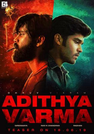 Adithya Varma 2019 HDRip 500MB Hindi Dubbed 480p Watch Online Full Movie Download bolly4u