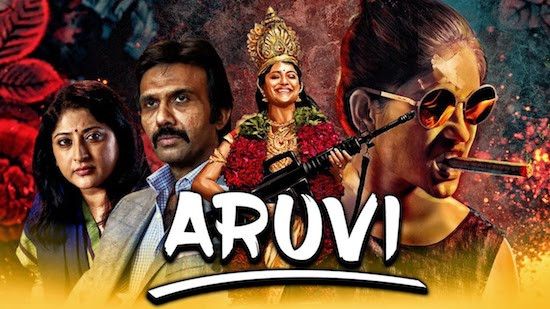 Aruvi 2020 HDRip 900MB Hindi Dubbed 720p