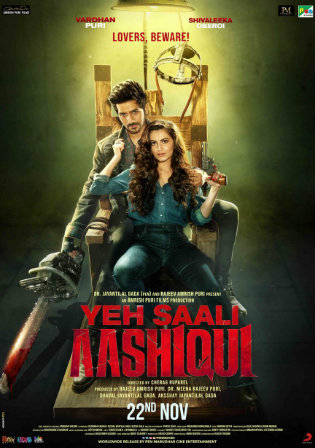 Yeh Saali Aashiqui 2019 WEBRip 1.1GB Full Hindi Movie Download 720p Watch Online Free bolly4u