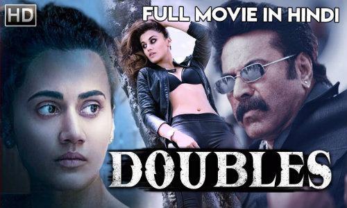 Doubles 2020 HDRip 300Mb Hindi Dubbed 480p watch Online Full Movie Download bolly4u