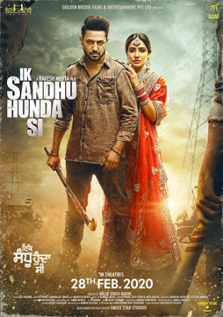 Ik Sandhu Hunda Si 2020 WEB-DL 800Mb Punjabi 720p Watch Online Full Movie Download bolly4u