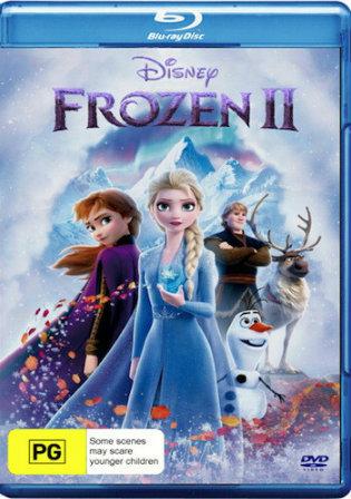 Frozen II 2019 BRRip 950Mb Hindi Dual Audio ORG 720p ESub Watch Online Full Movie Download bolly4u