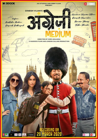 Angrezi Medium 2020 WEB-DL 1GB Hindi 720p ESub Watch Online Free Download bolly4u