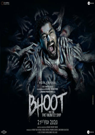 Bhoot Part One The Haunted Ship 2020 WEB-DL 300MB Hindi 480p Watch Online Full Movie Download bolly4u