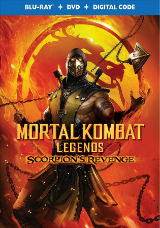 Mortal Kombat Legends Scorpions Revenge 2020 BRRip 650MB English 720p ESub Watch Online Full Movie Download bolly4u
