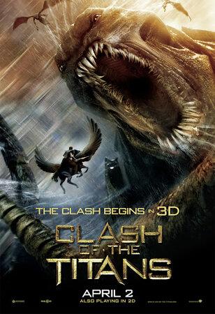 Clash of the Titans 2010 Hindi BluRay 720p & 480p Dual Audio [ हिंदी + English] | Full Movie