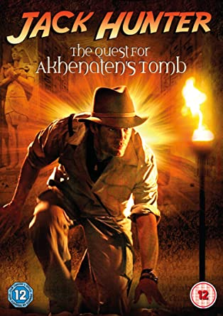Jack Hunter And The Quest For Akhenatens Tomb 2008 WEBRip 750Mb Hindi Dual Audio 720p Watch Online Full movie Download bolly4u
