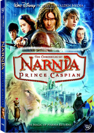The Chronicles Of Narnia Prince Caspian 2008 BRRip Hindi Dual Audio 720p Watch Online Full Movie Download bolly4u