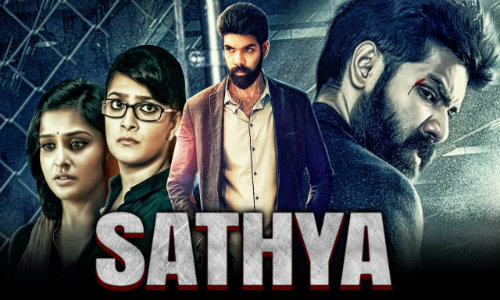 Sathya 2020 HDRip 300Mb Hindi Dubbed 480p Watch Online Full Movie Download bolly4u