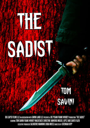 The Sadist 2015 WEBRip 900Mb Hindi Dual Audio 720p Watch Online Full Movie Download bolly4u
