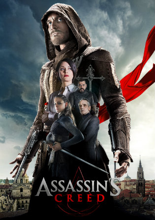 Assassins Creed 2016 BluRay 900Mb Hindi Dual Audio 720p Watch Online Free Download bolly4u
