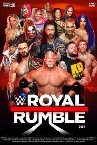 WWE Royal Rumble 2021 PPV WEBRip 720p & 480p x264 | Full Show