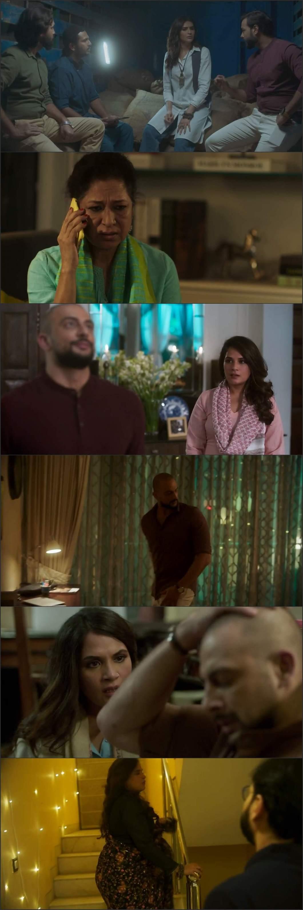 Download Lahore Confidential (2021) Hindi Movie WEB - DL