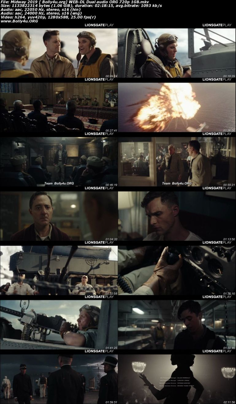 Midway 2019 WEB-DL 1GB Hindi Dual Audio ORG 720p Download