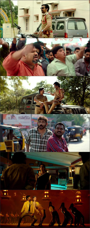 Download Krack (2021) Hindi Movie WEB - DL