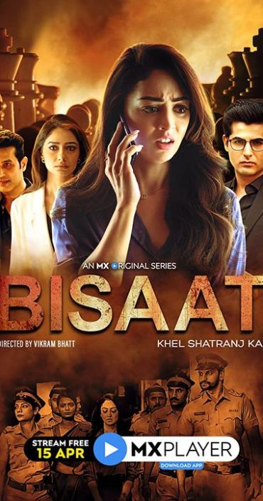 Bisaat (Season 1) Complete Hindi WEB-DL 720p & 480p HD [ALL Episodes] | MX Series