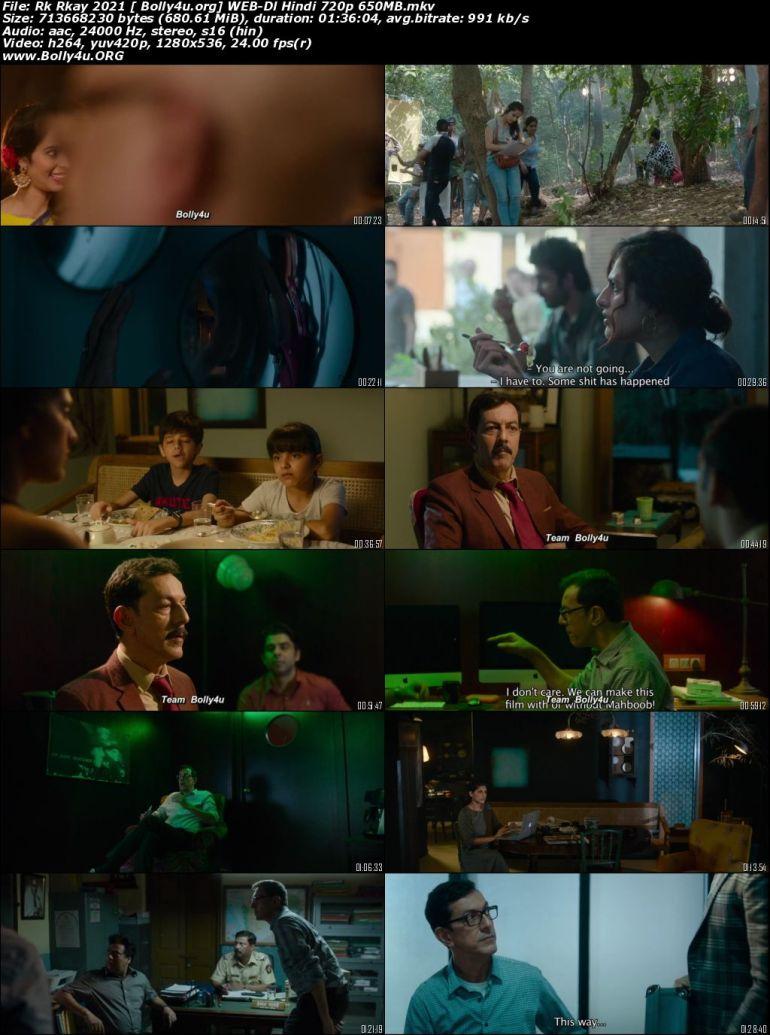 Rk RKAY 2021 WEB-DL 300Mb Hindi Movie Download 480p
