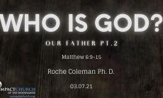 Who is God? pt.2