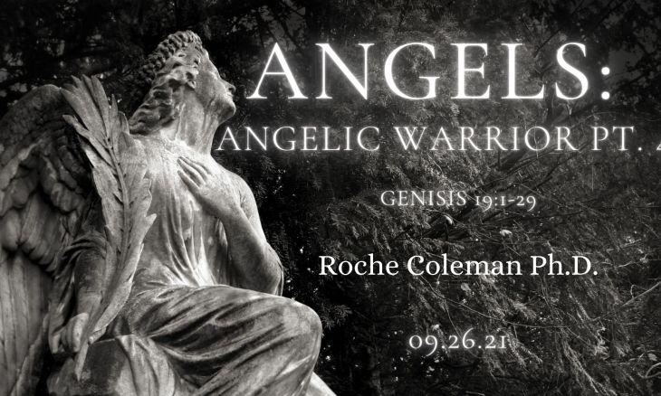 Angelic Warrior pt. 4