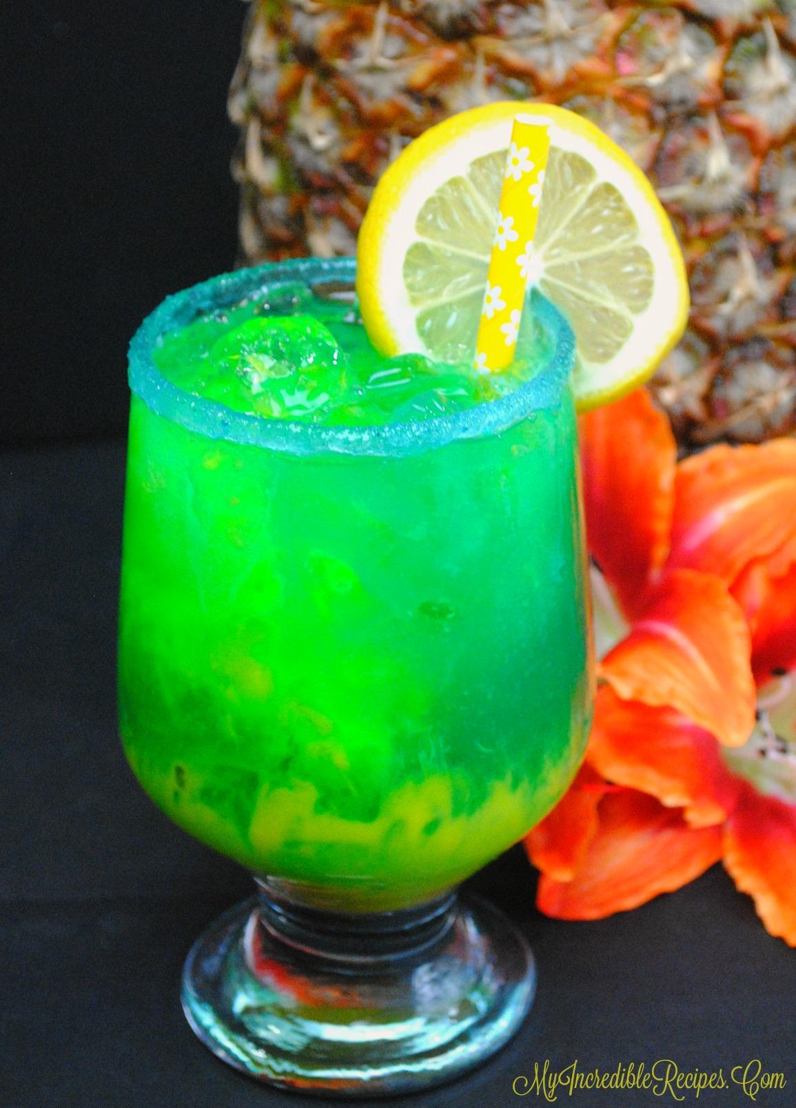 Lava Cocktail