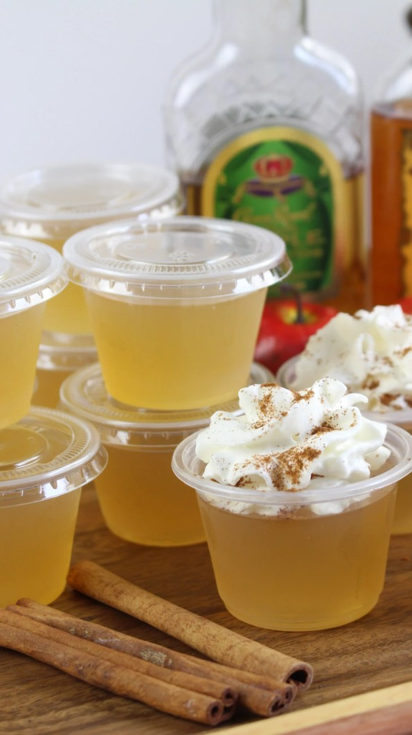 apple pie jello shot recipe