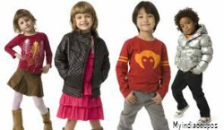 Snapdeal Kids Clothing