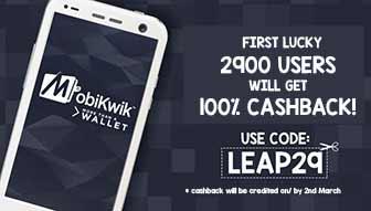 Mobikwik LEAP29