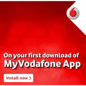 MyVodafone App Amazon Pay Balance