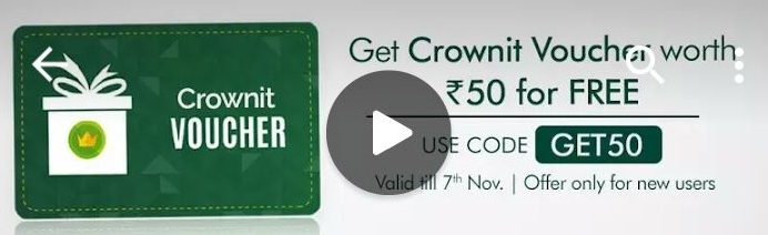 Crownit App Offers