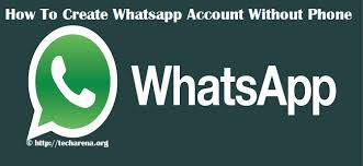 Create Fake WhatsApp Accounts