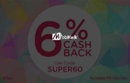 Mobikwik SUPER60