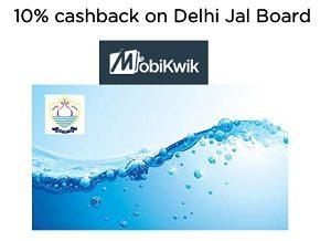 Mobikwik Delhi Jal Board