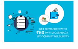 Paytm Indiaspeaks Loot Survey