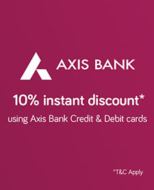 Snapdeal AXIS BANK OFFER