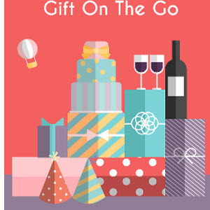 Download GiftOnTheGo App