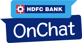 HDFC BAnk OnChat Recharge Offers