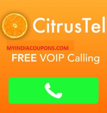 CitrusTel Free VOIP Mobile Calls