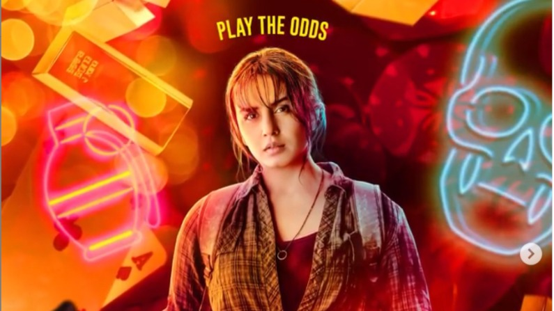 Huma Qureshi's entry into Hollywood, by sharing the first look from the film 'Army of the Dead'
